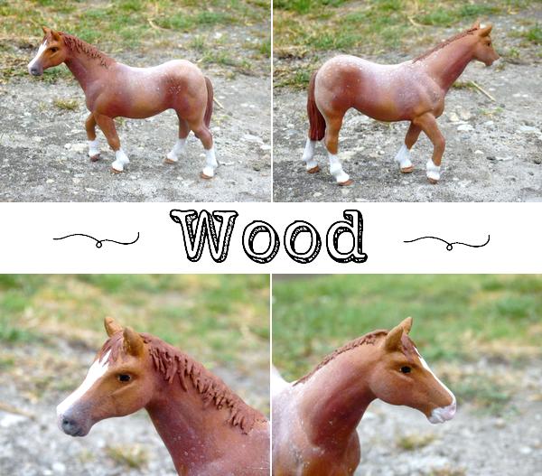 Wood des Crins Noirs