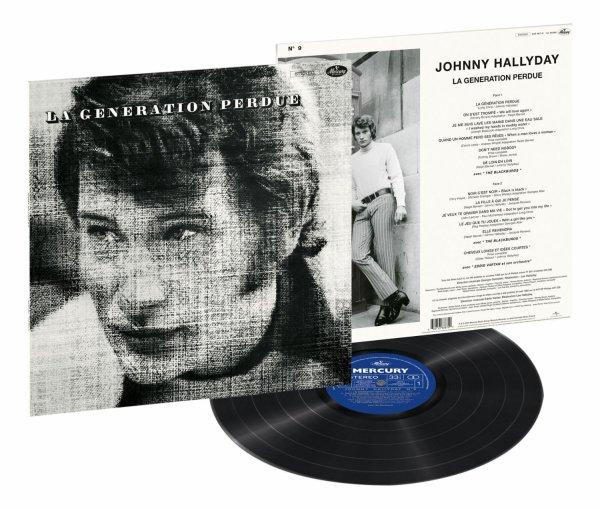 Format : Album vinyle