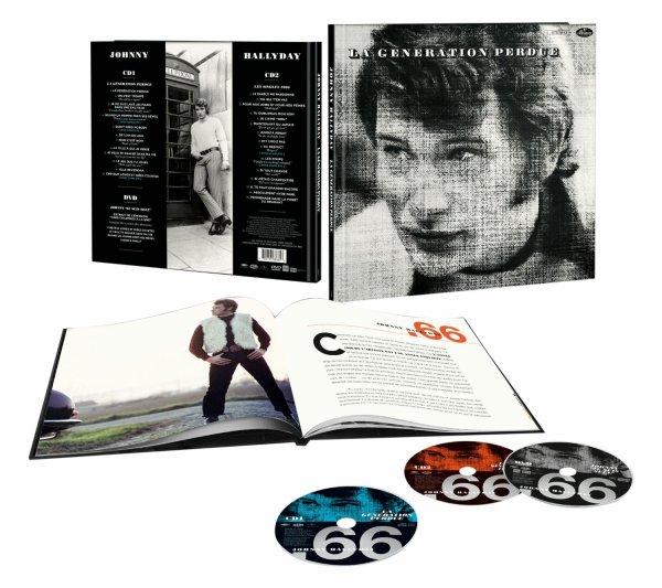La Génération Perdue - Tirage Limité CD+DVD