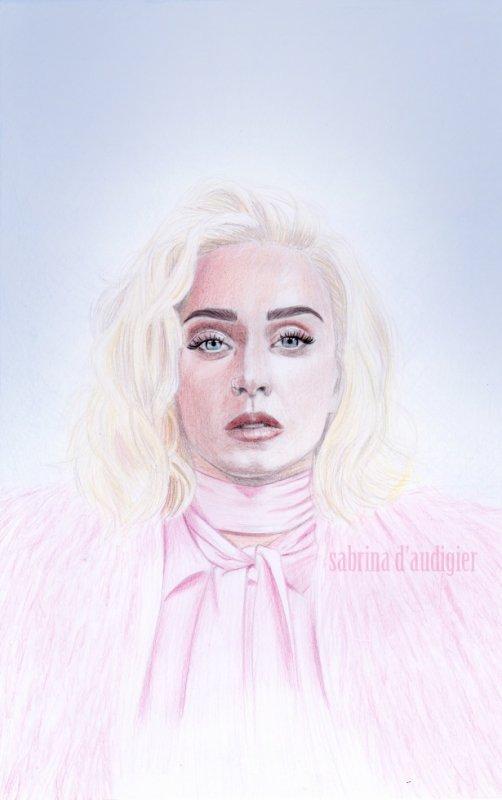 Nouveau portrait Katy Perry