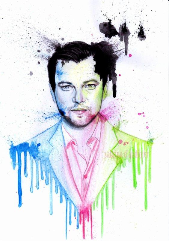 Nouveau portrait de Leonardo Dicaprio