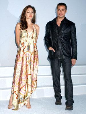 Angelina jolie et brad pitt rencontre