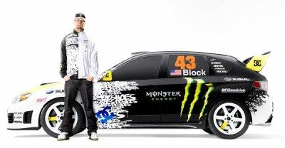 Ken Block Biographie