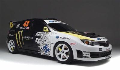 Subaru Impreza Ken Block