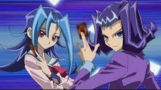 les personnages de yu-gi-oh Zexal