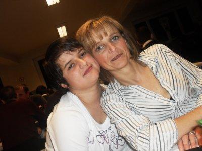 maman et moi