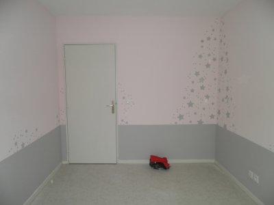 La future chambre d'Emilie....