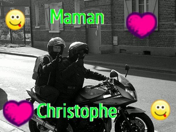 Mamounette & Calimero