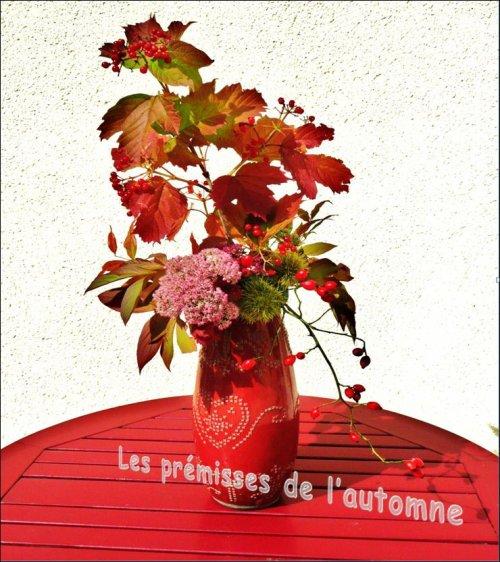 Reprise florale