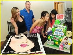 L'anniversaire de Selena