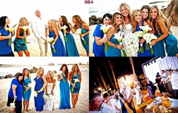 selena et justin a un mariage <3<3<3