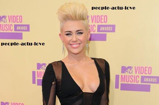 Actu Sur Miley Cyrus ! .