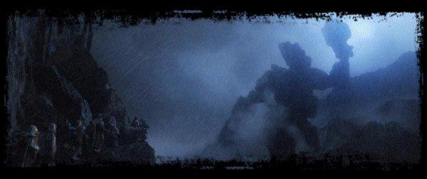 La quête des héritiers : Chapitre 9 : L'aventure reprend en vue des géants.