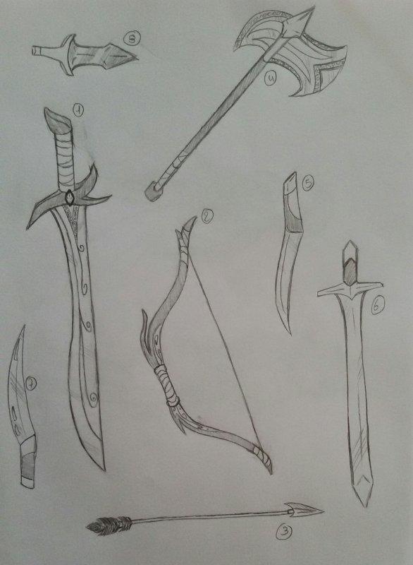 Arme d'Efrime