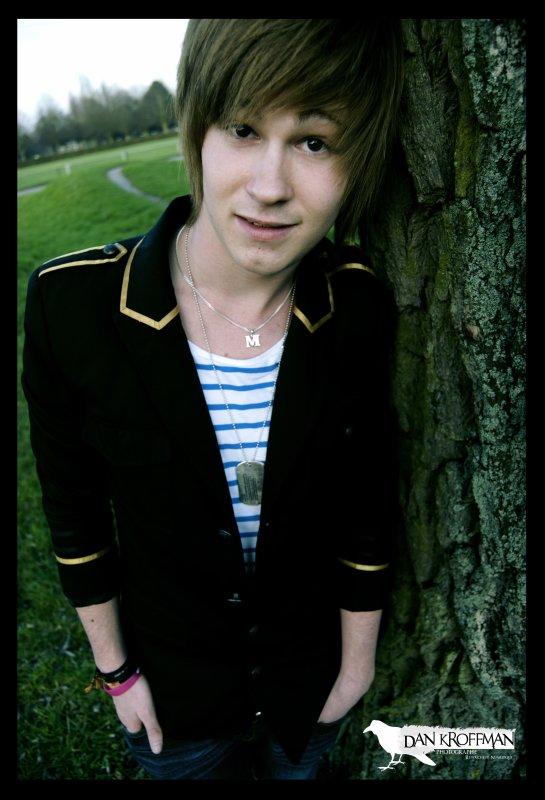 Maxime Six, 17 ans.