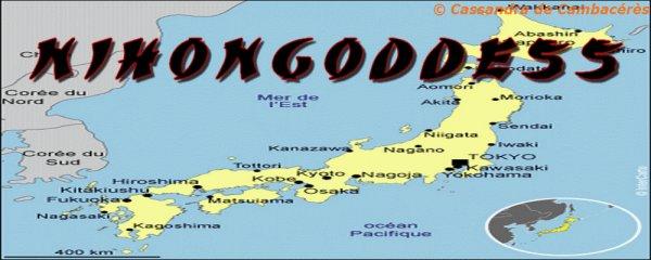 Présentation du blog de Nihongoddess