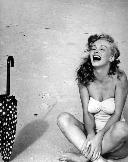 We love Marilyn!