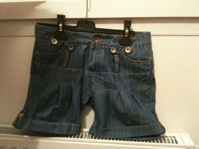 Short jean Taille 36/38 ~ 5¤