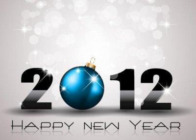 Bonne année ! :)
