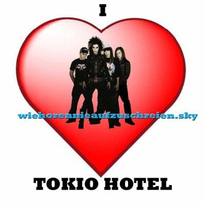 Support Tokio Hotel :)