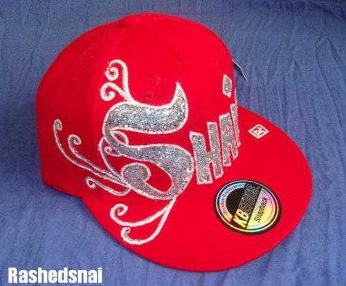 Rashedsnai customisation de casquette