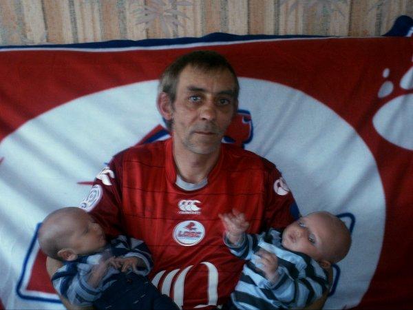 moi mon fils et mon fieule
