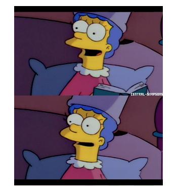 →  Marge Simpson
