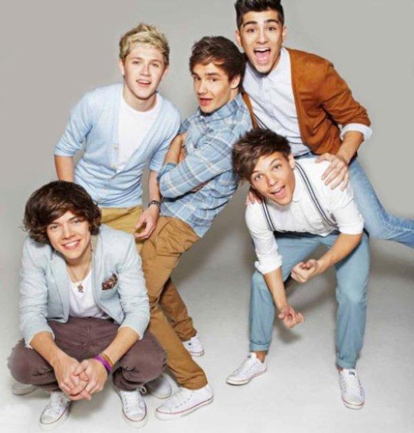 One Direction: une nouvelle photo géniale!! :D