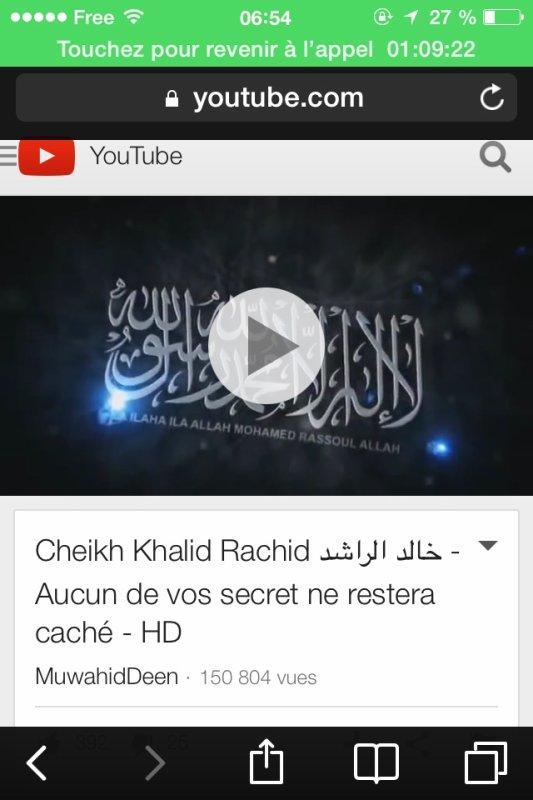 Khalid Rachid !