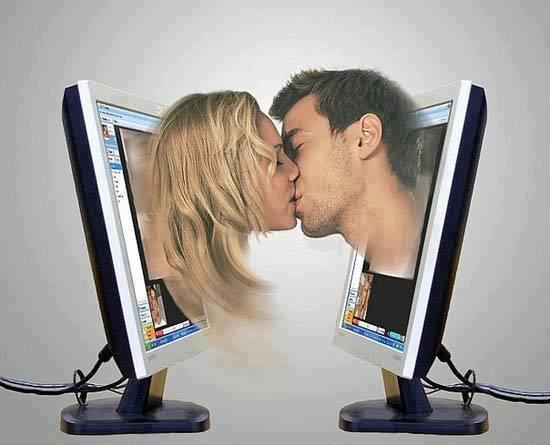 Un amour à distance