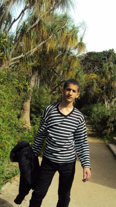 moi a alger en 2009