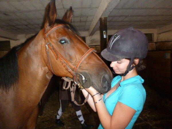 Quobalt le cheval de ma vie :)