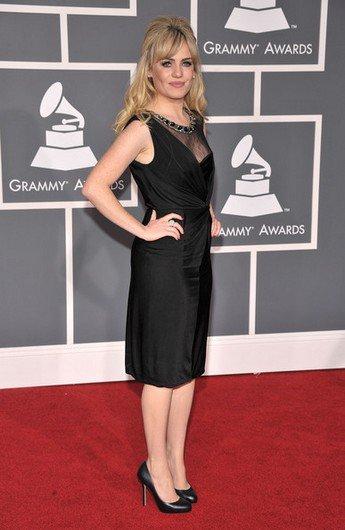 Duffy : la petite galloise de 25 ans, avait triomphé aux Grammy Awards 2009.