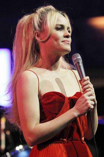 Duffy : les images de son concert à Barcelone du mois de Février 2011.