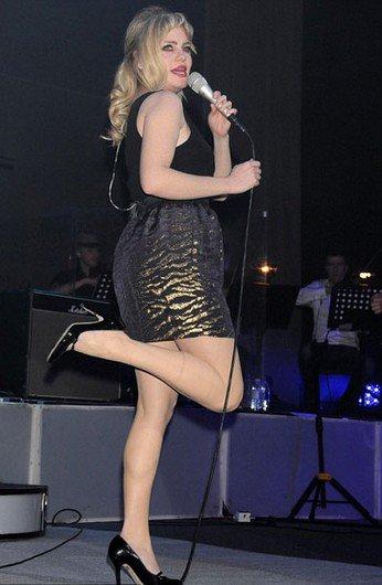 Duffy avait été une des grandes gagnantes lors de l'édition des Brit Awards 2009.