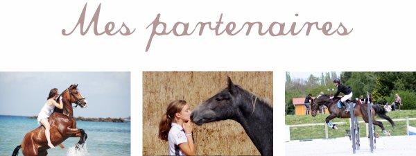 Mes partenaires ... ♥