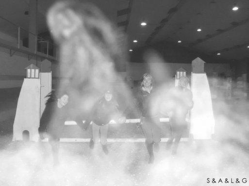 le fantome du manege
