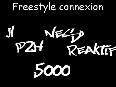 Freestyle connexion - Jl & Neso Ft Reaktif & P2h (2011)
