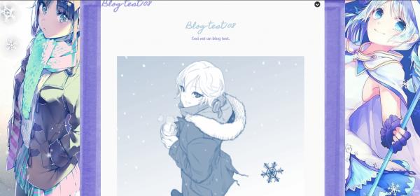 Habillage 108 : Joyeux Noël
