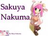 -,.-~*'°¯°'*~-.,-3° personnage Sakuya Nakuma Pour commune luxus-,.-~*'°¯°'*~-.,-