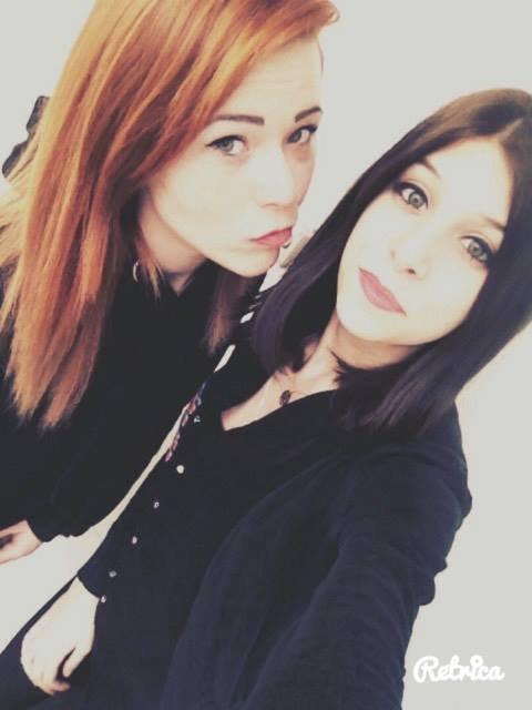 Maud & Jessica