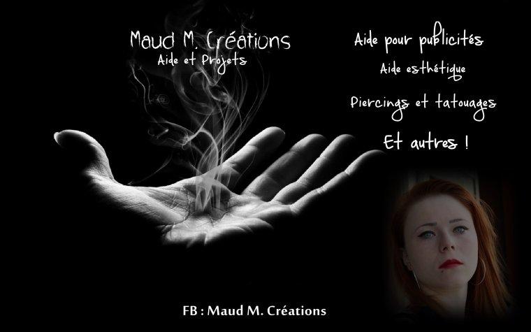 Maud M. Créations