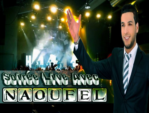 New Album 2013 Naoufel live
