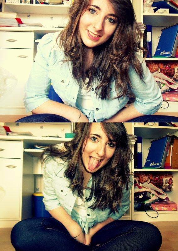 Laura._______18Ans.________Amoureuse________Caen.