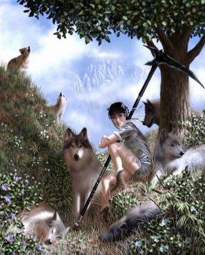 La légende du Loup Garou