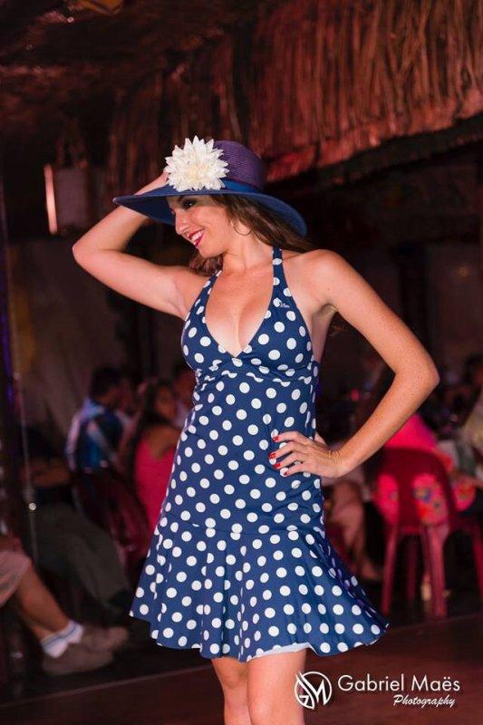 Défilé pour Tahiti Models