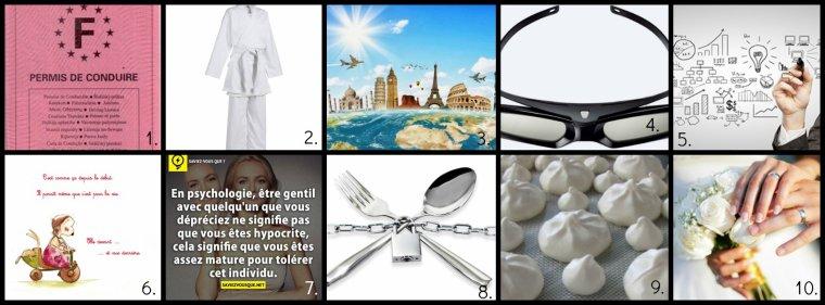 Liste de rêves (n°2).