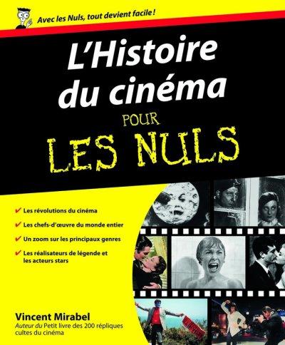Lecture du jour : L'histoire du cinéma pour les nuls.