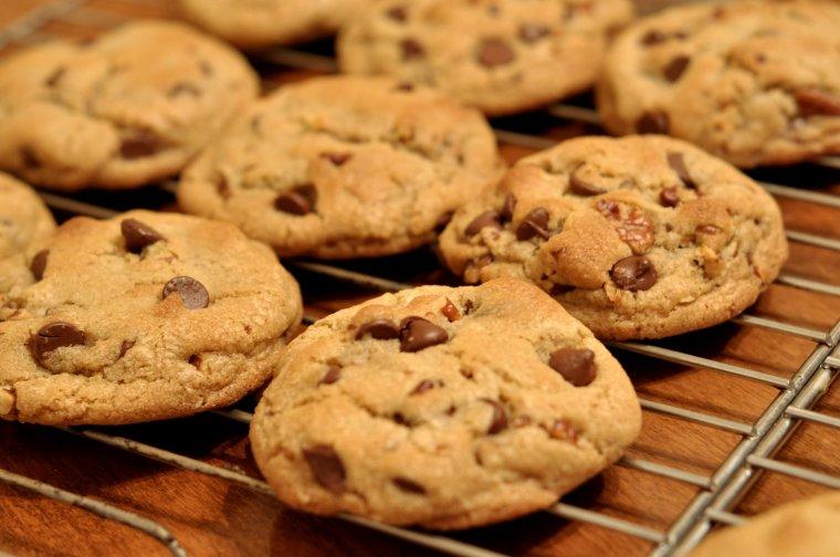 Pâtisserie : Cookies (n°1).