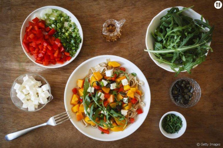 Défis : 1 semaine végétarienne + 1 journée jus.